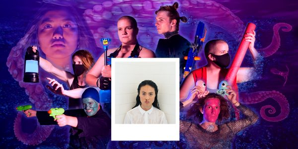 cephalopod - The Blue Room Theatre 2019