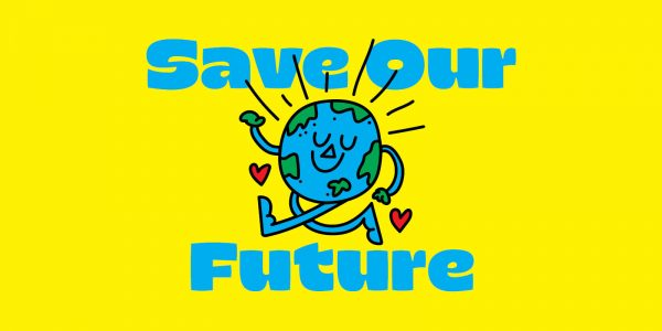 Save Our Planet - Tim Meakins x The Blue Room Theatre